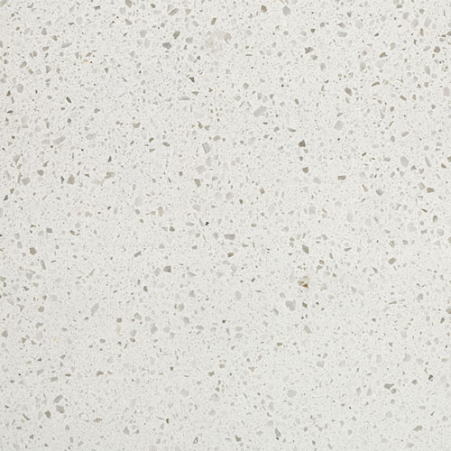 Crystal White Artificial Marble Engineered Stone And