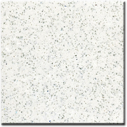 Sliver White Artificial Marble Engineered Stone And Quartz